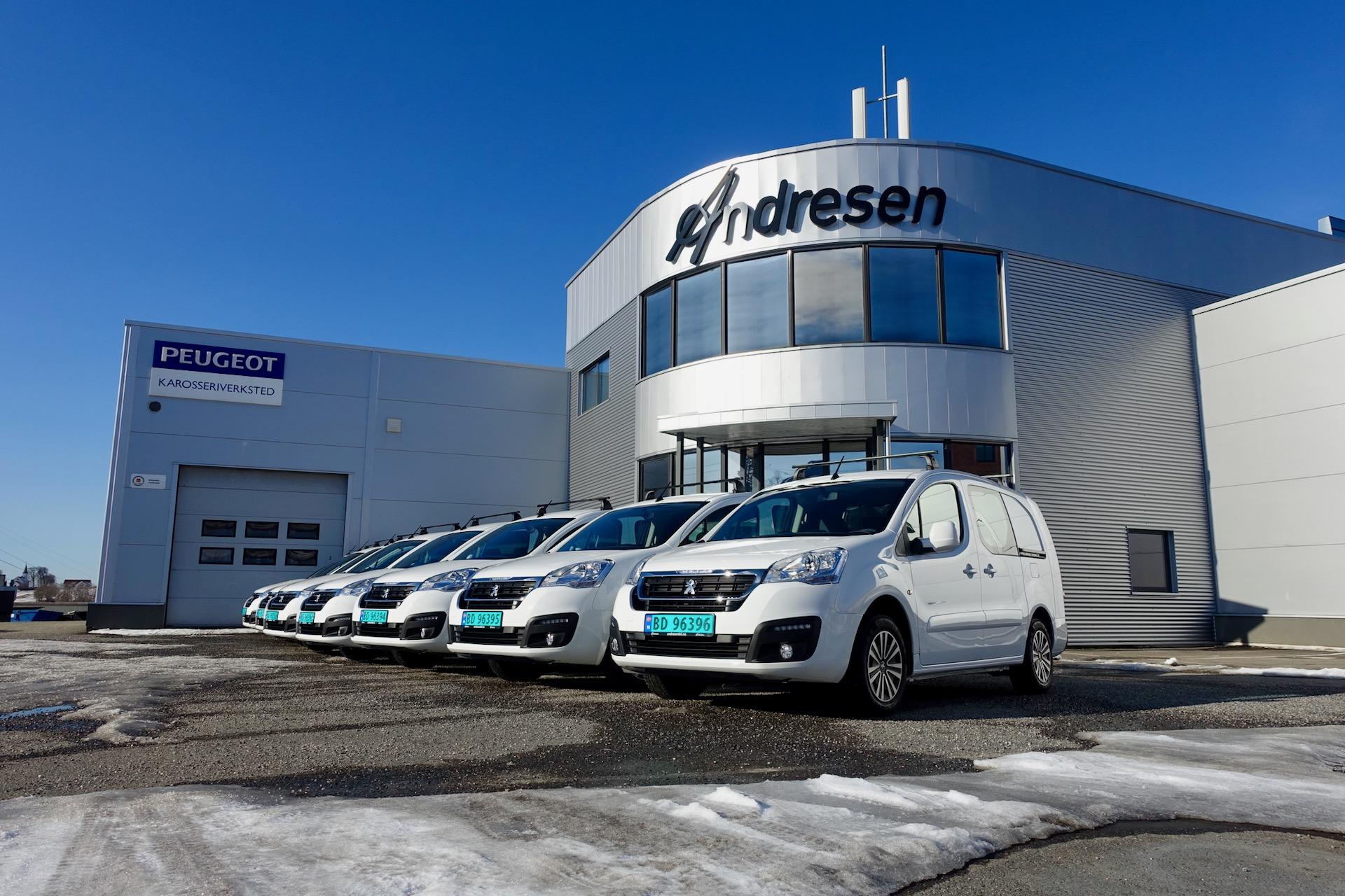 Andresen Nygård - Bilskadesenter