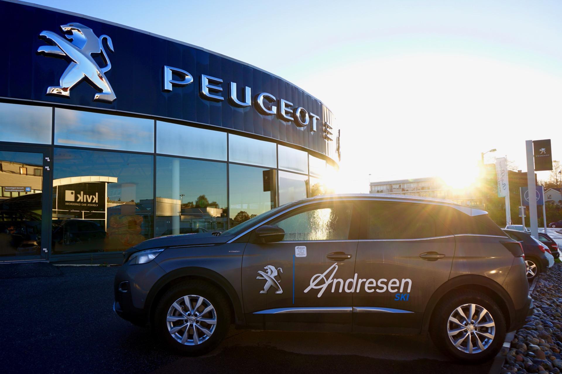 Andresen Ski - Peugeot