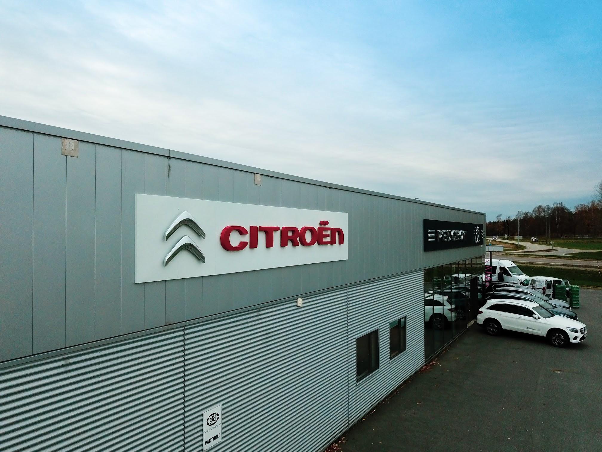 Andresen Askim - Citroën