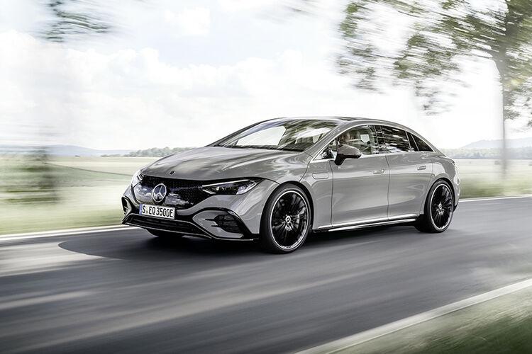 Mercedes-Benz EQE bilde