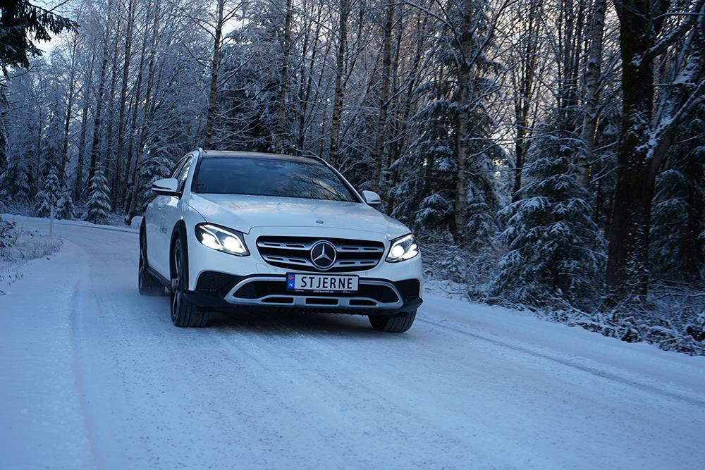 Mercedes-Benz E-Klasse All-Terrain bilde