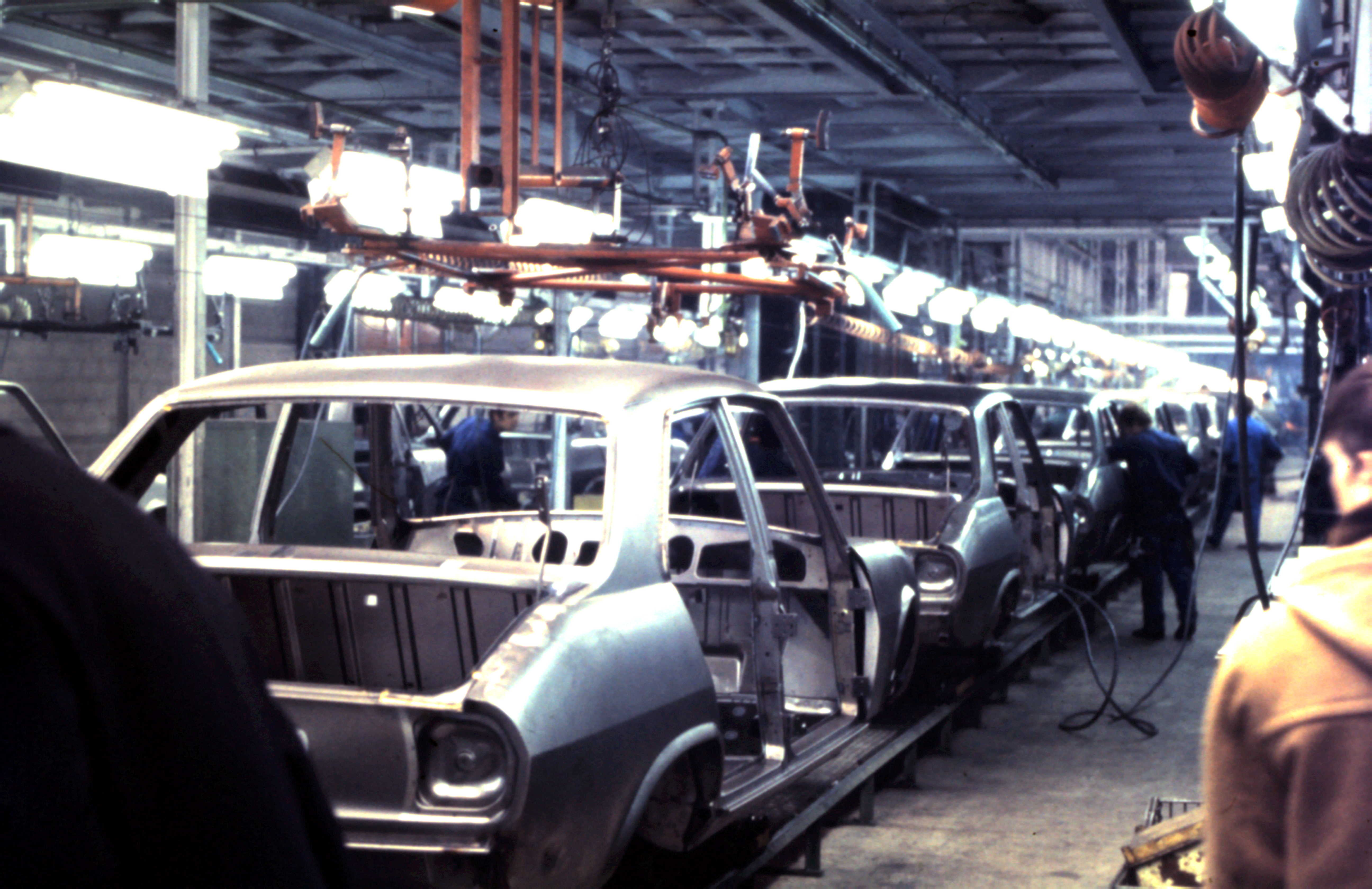 """""""Den uknuselige"""" - historien om Peugeot 504 bilde"""