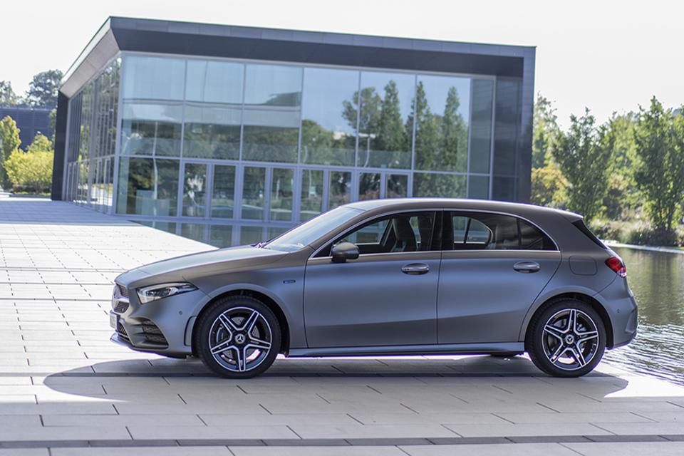 Mercedes-Benz A-klasse - Plug-in hybrid 2020